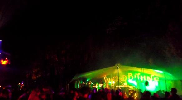 Noë auf dem 3000° Festival
