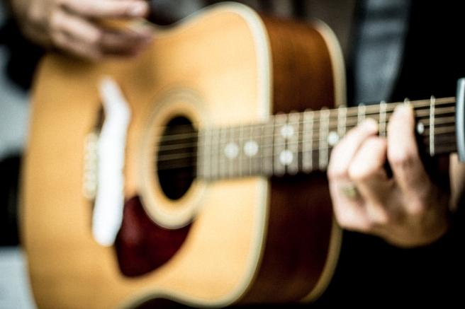 Gitarre solo  Fête de la Musique